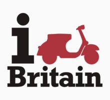 I Scooter Britain by Scooterist