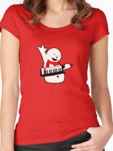Snowchang Women's Fitted Scoop T-Shirt