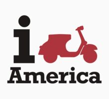 I Scooter America by Scooterist
