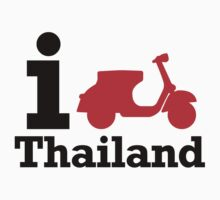 I Scooter Thailand by Scooterist