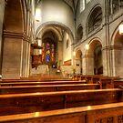 Grossmunster Church 2.0 by Yhun Suarez