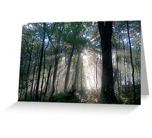 A Guiding Light Greeting Card