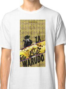 jojos bizarre adventure - DIO Classic T-Shirt