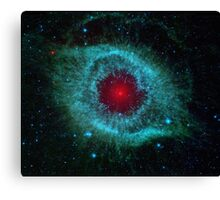 Comet or the Eye of God? Canvas Print