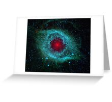 Comet or the Eye of God? Greeting Card