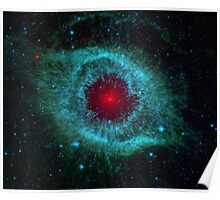 Comet or the Eye of God? Poster