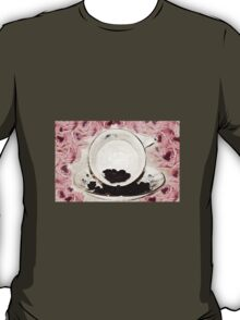 Roses and Coffee T-Shirt