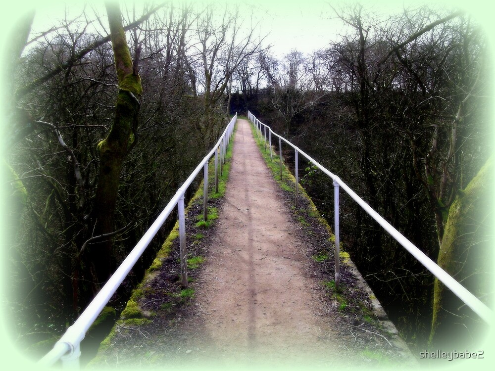 Bridge over water... by shelleybabe2