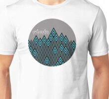 Diamond Mountains Unisex T-Shirt