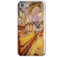 Magnificent Cathedral     ED2 iPhone Case/Skin