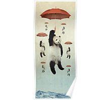 Pandachutes Poster