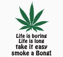 Smoke A Bong! by reggae-paradise