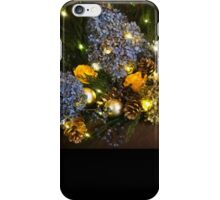Happy Holidays Roses iPhone Case/Skin