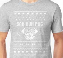 Sweater Shirt   Bah Hum Pug Unisex T-Shirt