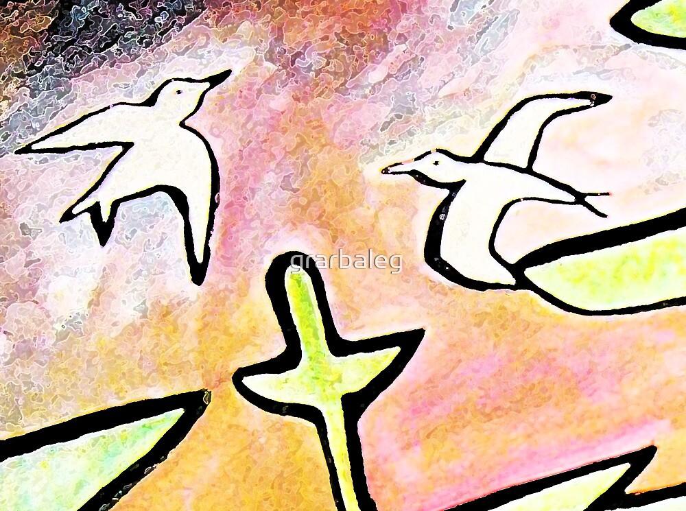 Terns by grarbaleg