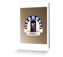 Timeless Together Greeting Card