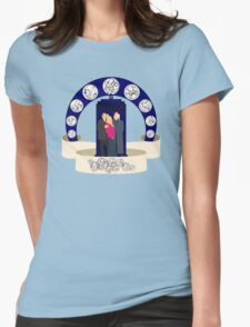 Timeless Together Womens Fitted T-Shirt