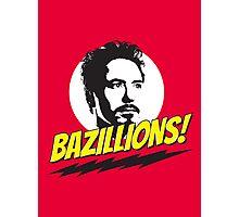 Bazillions! Photographic Print
