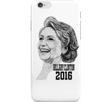 Hillary Clinton iPhone Case/Skin