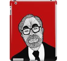 Miyazaki Doodle Portrait. iPad Case/Skin