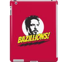 Bazillions! iPad Case/Skin