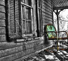 Porch Chair by Kyle Wilson