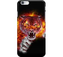 Fire Tiger iPhone Case/Skin
