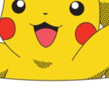 Pocket Monster - Pikachu Sticker