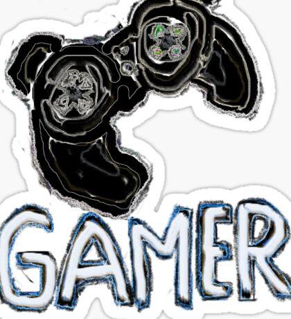 PS3 Gamer Sticker