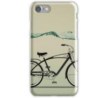 wet wheels iPhone Case/Skin