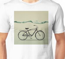 wet wheels Unisex T-Shirt