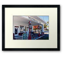 Kingwood's Tribute To Americana Framed Print