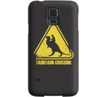 Beware! Tauntaun Crossing! Samsung Galaxy Case/Skin