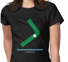 Station LaSalle Womens Fitted T-Shirt