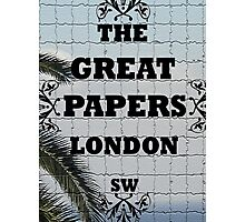 Great Papers Logo 2013 Photographic Print