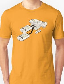 Classic Dreamcast Game Pad T-Shirt