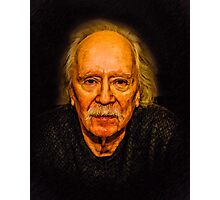 John Carpenter - Horror Legend Photographic Print