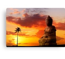 6:54 PM Hawaii Time Canvas Print