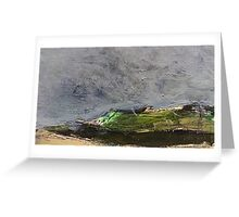 stormy moor Greeting Card