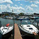 St Clair Docks by gharris