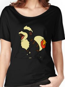 Growlithe Use Tackle! Women's Relaxed Fit T-Shirt