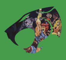 Feel The Magic Hear The Roar One Piece - Short Sleeve