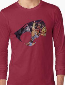 Feel The Magic Hear The Roar Long Sleeve T-Shirt