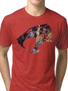 Feel The Magic Hear The Roar Tri-blend T-Shirt