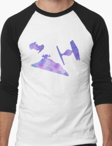 Star Wars Empire Ships Space design Men's Baseball ¾ T-Shirt