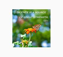 Winged Silence Unisex T-Shirt