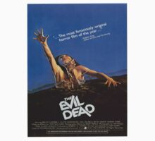 The Evil Dead Movie Poster by the2ndbest