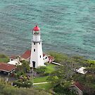 Diamond Head Lighthouse by Mark Prior