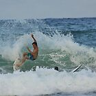 Surfing by Louiedownunder  ©