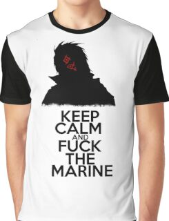 Dragon - Keep Calm  Graphic T-Shirt